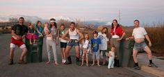 So you guys know I was just kidding about the White Trash Family Picture right? Thats what we gave my inlaws for christmas, they LOVED it. I mean who wouldnt? YOU HAVE TO ENLARGE IT!! Its the funniest thing ever.Read More