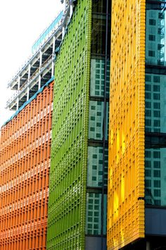 Central Saint Giles London Renzo Piano Building Workshop With Fletcher Priest Architects