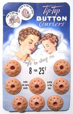Button curlers