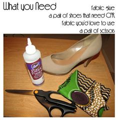 An Africlectic fashionista has broken down the science of having an ankara shoes for those balling on a budget. Here is the link to her simple tutorial. http://curvygeekery.blogspot.com/search?updated-max=2011-07-14T01%3A12%3A00-03%3A00=3    Africlectic