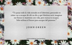Lograste nuevamente que me enamore de uno de tus personajes John. Alaska por siempre♡