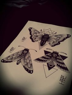 BURPI BREBZY illustrateur tattooer : Photo
