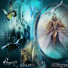 Hege69 Have A Great Sunday, Photo Editor, Animation, Scrapbook, Fantasy, Anime, Pictures, Art, Photos