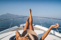 Saveeen Fractional ownership of Yachts & Jets is a new generation of style & service which costs less than a yacht charter and less than whole ownership. Summer Photos, Beach Photos, Boating Pictures, Boat Pics, Photos Voyages, Yacht Week, Foto Pose, Beach Bum, Belle Photo