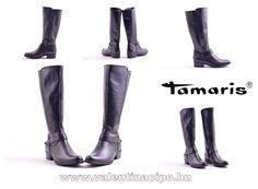 www.valentinacipo.hu Knee Boots, Heeled Boots, Bugatti, Sherlock, Valentino, Heels, Fashion, High Heel Boots, Heel