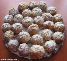 Nesmrtelné koláčky Czech Recipes, Ethnic Recipes, Bread And Pastries, Polish Recipes, Pretzel Bites, Christmas Cookies, Baked Potato, Food And Drink, Cooking Recipes