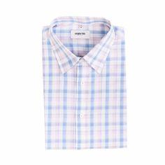 9bd346a422 Preston Shirt - Multi Plaid Pink – Hyden Yoo