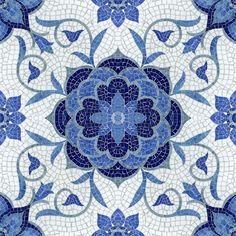 Vintage-Inspired Delft Tiles Collection In Blue And White | DigsDigs