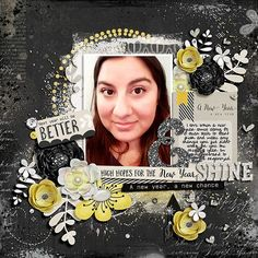 Layout using {A New Year} Digital Scrapbook Collection by Red Ivy Designs available at Sweet Shoppe Designs http://www.sweetshoppedesigns.com/sweetshoppe/product.php?productid=32915&page=1 #redivydesigns