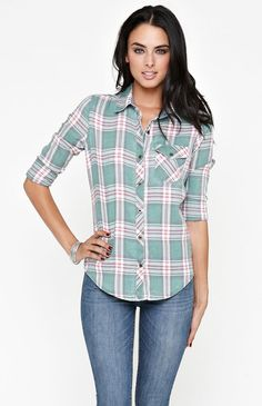 shirt and color. pacsun