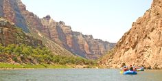 dinosaur national monument | Green River in Dinosaur National Monument.