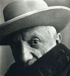 By IRVING-PENN PICASSO