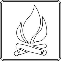 Camp Fire Clip Art - iCliparts.com