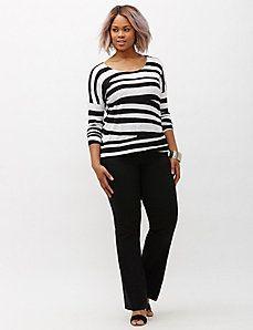 60e9935489c39 New   Trendy Plus Size Women s Pants