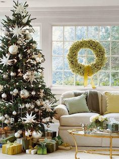 Christmas Tree Inspirations * Inspira��es para a �rvore de Natal