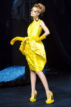 John Galliano for The House of Dior, Spring/Summer 2008, Haute Couture