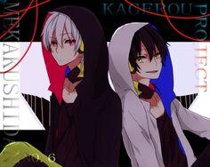Kuroha and Konoha