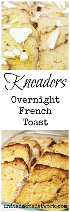 Kneaders overnight french toast recipe, perfect for Christmas morning