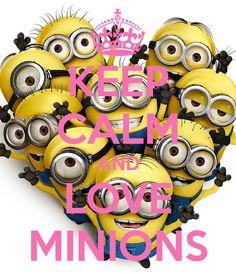 minions keep calm - Hľadať Googlom