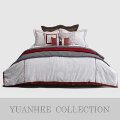 Bed Covers, Throw Pillow Covers, Throw Pillows, Chinese Interior, Bedclothes, Chaise Sofa, Double Beds, Bedroom Bed, Bed Furniture