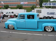 1956 Ford F100 Dually