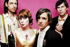 Rilo Kiley. Wish I saw them when they were still together.