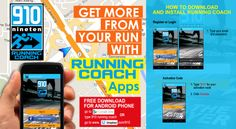 Our Mobile Apps 910 Running Coach