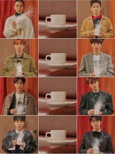 Don't mind me just drinking me tea