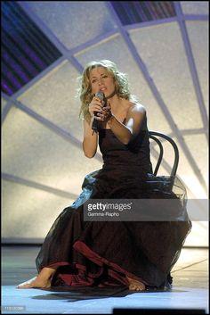 The Monaco World Music Awards in Monaco City, Monaco on May 02, 2001 - Lara Fabian.