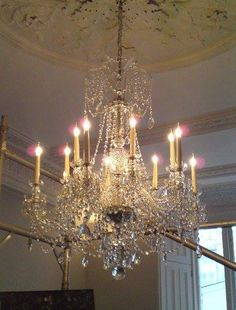 1950s bohemian chandelier antique crystal chandeliers pinterest chandelier restoration and cleaning kings chandelier services ltd have completed a london chandelier clean and aloadofball Image collections