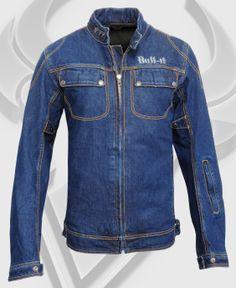 Mens Indy Jacket - Front