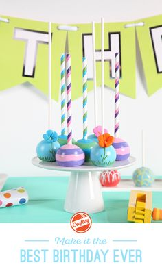 FREE online video class! Learn how to make cake pops sure to become everyone's favorites! Decorate custom treats perfect for sweet surprises in expert-led lessons you can watch anytime, anywhere.