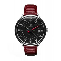 Autodromo Stradale Black Dial | Autodromo Watches | Watches | Page And Cooper