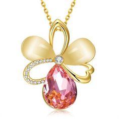 Diamantes de imitación de diamante impresionantes Efecto Flor Gargantilla Collar Cuello con cuentas de Colección