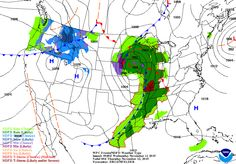 says For The Little Rock Metro & Central Arkansas: Veterans Day: T'Storms Becoming Likely After Noon. A Few Severe With Isolated Tornadoes..Damaging Wind . Large Hail.& Heavy Rain. Hi 75. Tonight: Widely Scattered Evening T'Storms Then Clearing. Lo 48. Thursday Thru Saturday Night: Sunny Mild Days & Clear Cool Nights. Hi's Near 63 & Lo's Near 42. Sunday Thru Tuesday: Scattered Showers & T'Storms. Hi Sun 60 & Lo 45. Hi Mon 60 & Lo 54. Hi Tue 66.  For Updates: http://www.weather4ar.org…