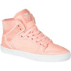 Supra Vaider High Top Skate Shoe - Women s 214ad65f117d9