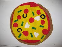 week long unit on pizza