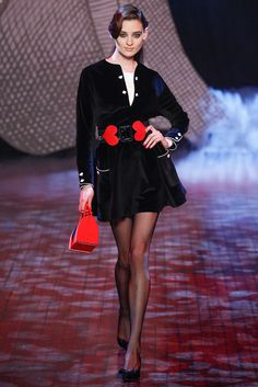 Olympia Le-Tan Fall 2014 Ready-to-Wear - Collection - Gallery - Look 1 - Style.com
