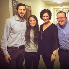 WEBSTA @ duggar_updates01 - Jeremy and a Jinger in a recent pic! #jeremyvuolo #jingervuolo