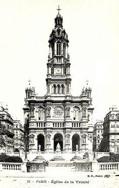 Eglise de la Trinite, Paris