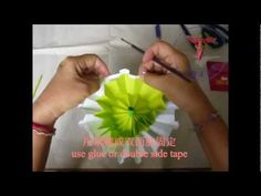 纸伞 umbrella (DIY) Paper Flowers Craft, Flower Crafts, Paper Crafts, Origami Toys, Chinese Crafts, Paper Umbrellas, Barbie Party, Origami Instructions, Hanging Ornaments