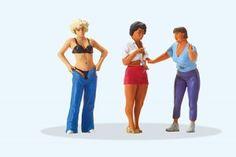 Scale model people