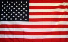American 4'x 6' Polyester Flag