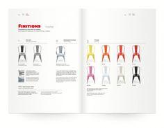 Tolix General Catalogue Graphic Design - Edition 2010 Product realization catalog brand TOLIX .