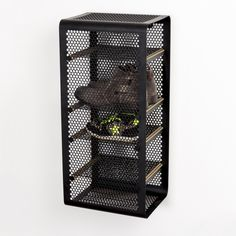 Tica Copenhagen | Shoe rack black | Storage | Closet