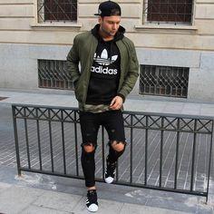 tendance-mode-homme-2017-tenue-décontractée