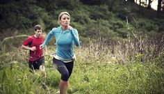 Running is a great way to release any built up tension, its healthy and exercise releases endorphins so pull on those trainers and lets go!