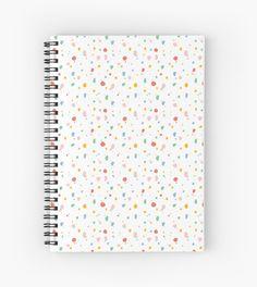 School Items, School Essentials, Dots Design, School Fun, Granite, Spiral, Looks Great, Finding Yourself, Notebook