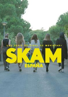 Title : Skam España Genre : Drama, Comedy First Air Date : Last Air Date : Number of Seasons : 3 Number of Episodes : 29 Runtime : 30 min Overview : Stars : Alba Planas (), Nicolle Wallace (), Hajar Brown () Series Movies, Movies And Tv Shows, Tv Series, Movies To Watch, Good Movies, Skam Wallpaper, Youtubers, Drama, Photo Wall Collage