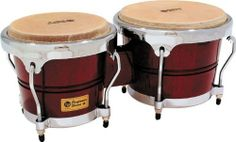 LP LPP601 Performer Series Bongos Dark Wood Chrome Hardware by LP. $129.99. Crafted from Siam oak, these Latin Percussion LPP601 Performer Series Bongos sing in the upper-mid frequencies with full open tones and crackle with high pitched slaps. The new exterior shell design and steel bottoms provide extra durability and stability when playing your bongo drums. EZ-Curve rims and tucked heads also come standard. An excellent and affordable choice for beginning and interm...